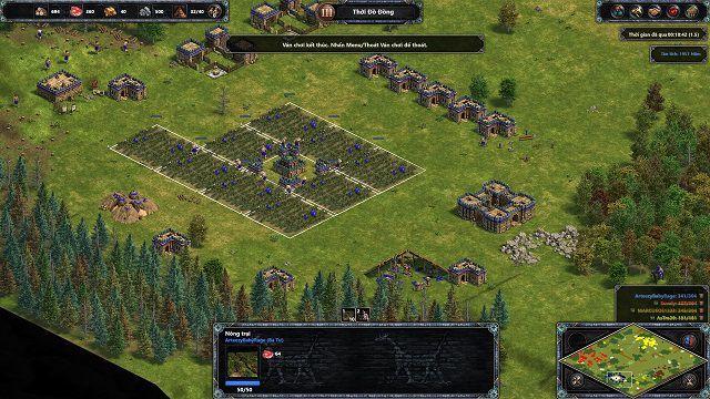 Bật mí cách làm ruộng không bị cháy trong đế chế mà các game thủ nên nắm rõ