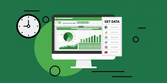 Khi bạn đang xem dữ liệu có trong một bảng lớn, Excel sẽ giữ các tiêu đề bảng ở chế độ xem trong khi bạn cuộn.